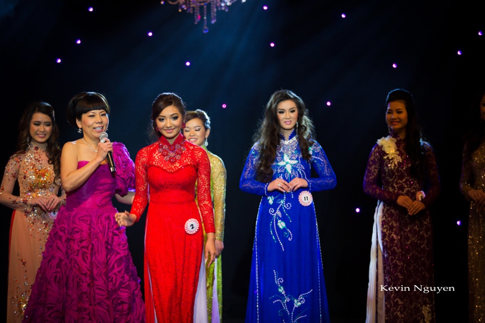 Pageant Day 2014 - Miss Vietnam of Northern CA - Image 636