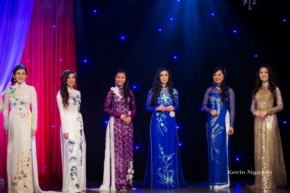 Pageant Day 2014 - Miss Vietnam of Northern California - San Jose, CA - Image 801