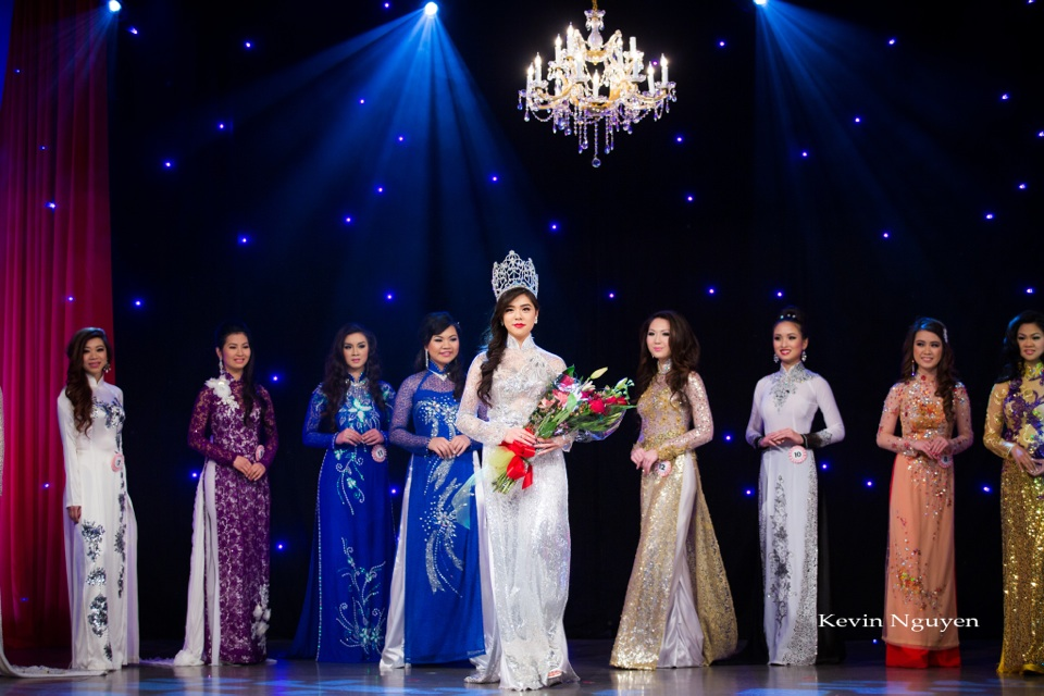 Pageant Day 2014 - Miss Vietnam of Northern California - San Jose, CA - Image 803