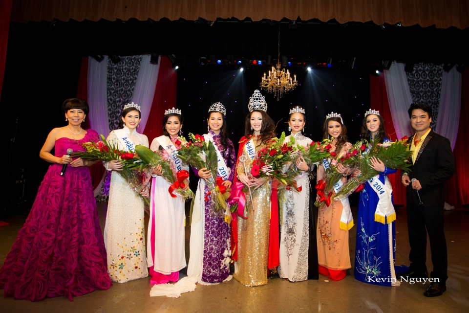 Pageant Day 2014 - Miss Vietnam of Northern California - San Jose, CA - Image 848