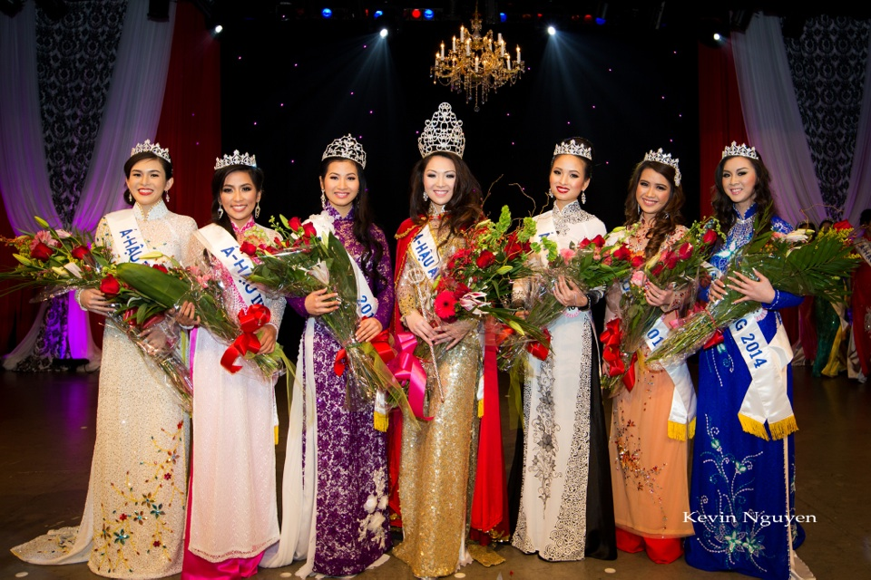 Pageant Day 2014 - Miss Vietnam of Northern California - San Jose, CA - Image 849