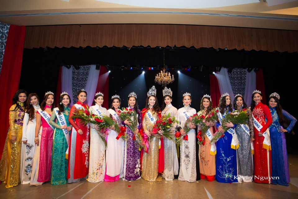 Pageant Day 2014 - Miss Vietnam of Northern California - San Jose, CA - Image 850