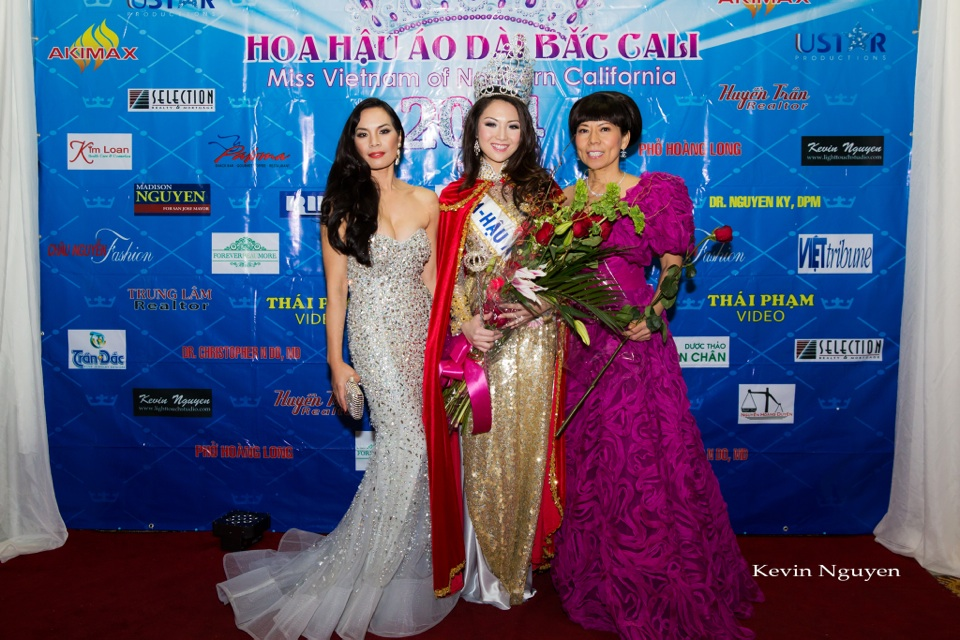 Pageant Day 2014 - Miss Vietnam of Northern California - San Jose, CA - Image 862