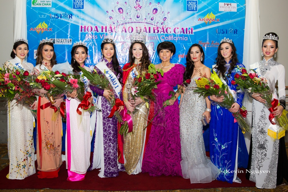 Pageant Day 2014 - Miss Vietnam of Northern California - San Jose, CA - Image 863