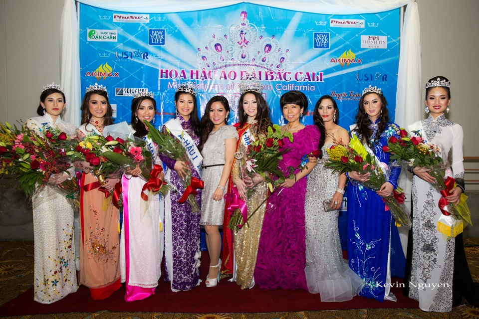Pageant Day 2014 - Miss Vietnam of Northern California - San Jose, CA - Image 864