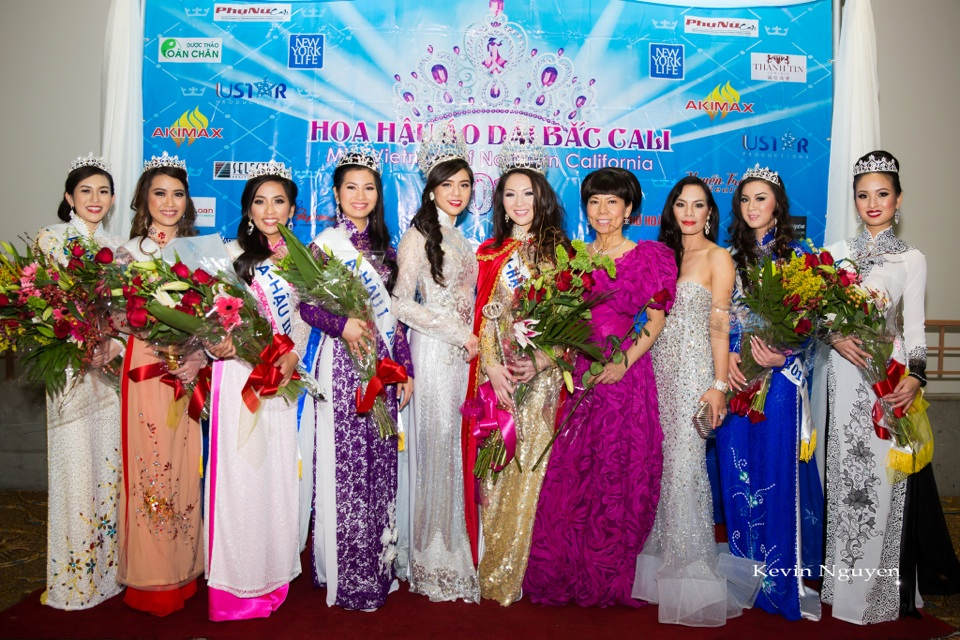 Pageant Day 2014 - Miss Vietnam of Northern California - San Jose, CA - Image 865