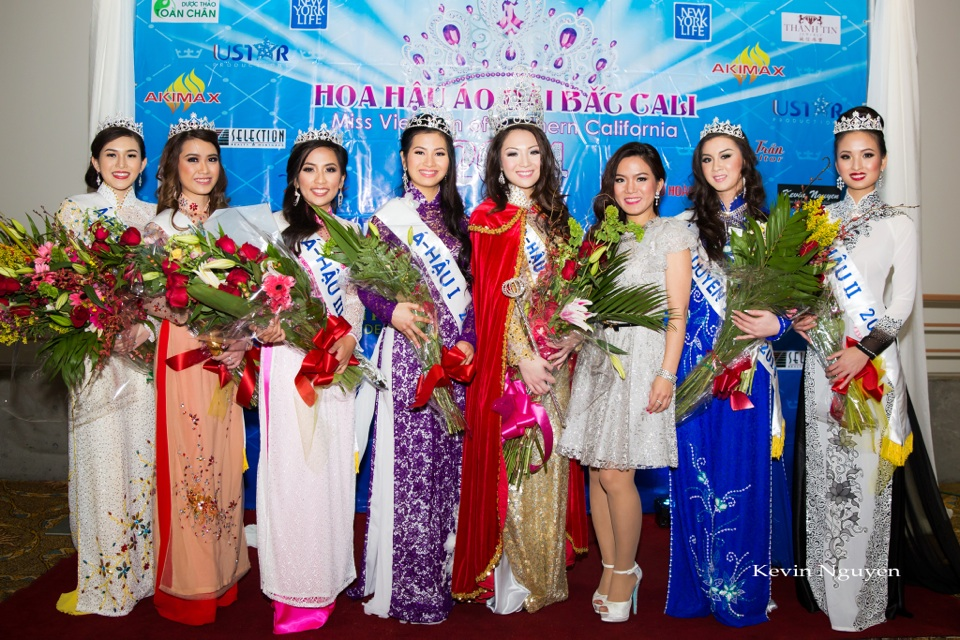 Pageant Day 2014 - Miss Vietnam of Northern California - San Jose, CA - Image 866