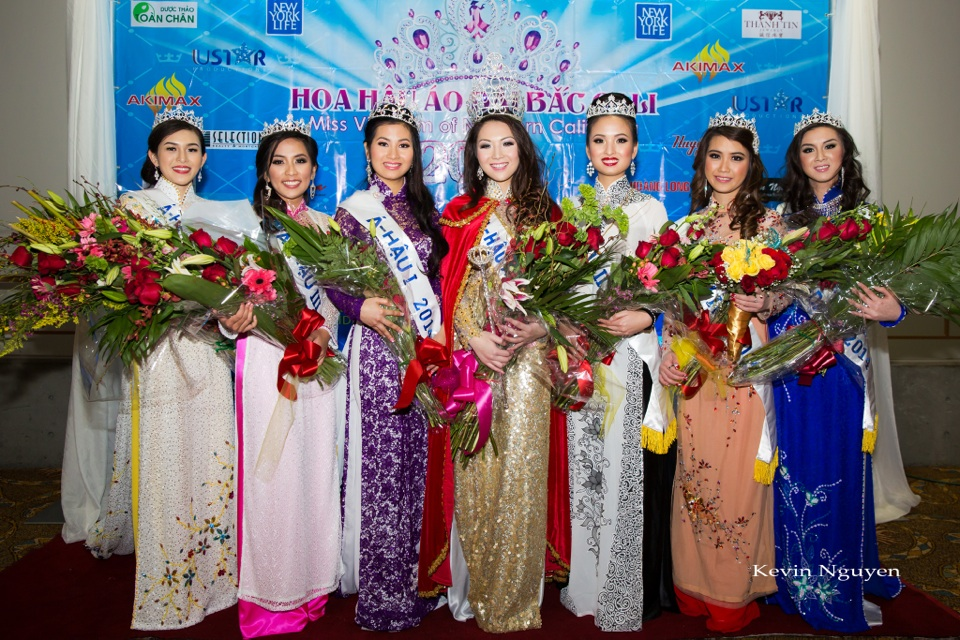 Pageant Day 2014 - Miss Vietnam of Northern California - San Jose, CA - Image 867