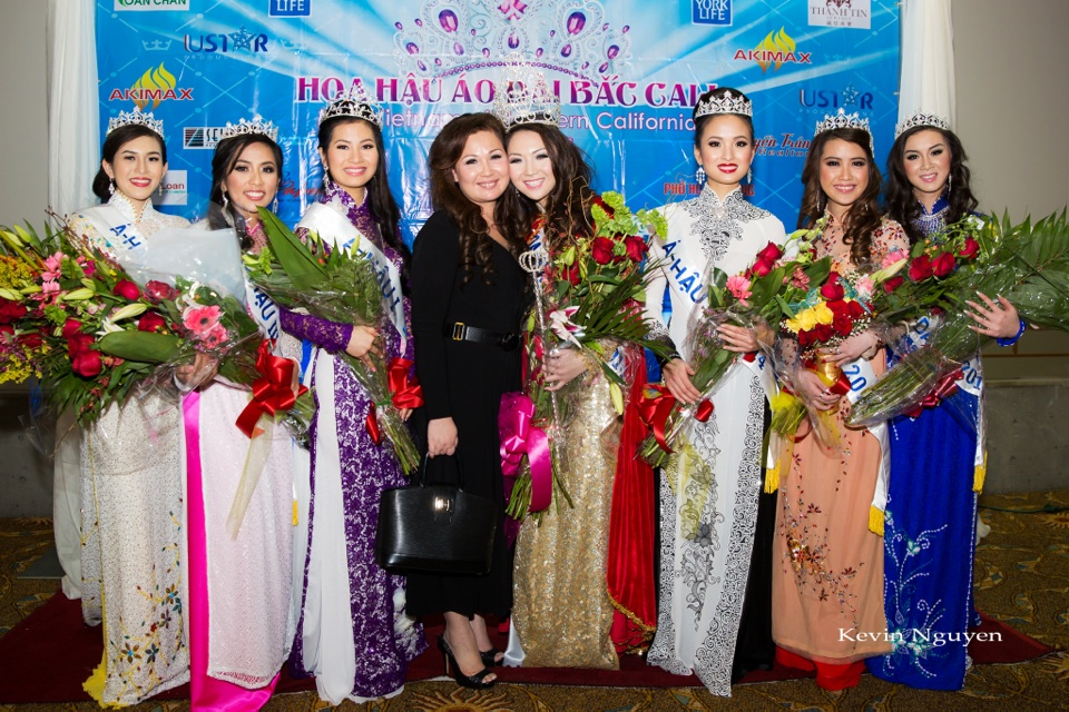 Pageant Day 2014 - Miss Vietnam of Northern California - San Jose, CA - Image 869
