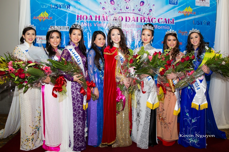 Pageant Day 2014 - Miss Vietnam of Northern California - San Jose, CA - Image 870