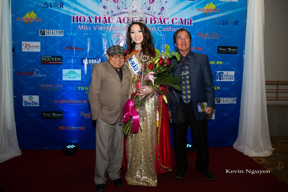 Pageant Day 2014 - Miss Vietnam of Northern California - San Jose, CA - Image 873