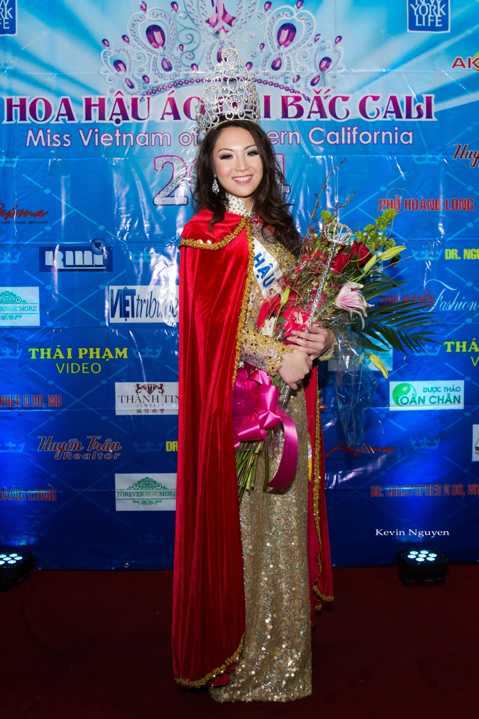 Pageant Day 2014 - Miss Vietnam of Northern California - San Jose, CA - Image 874