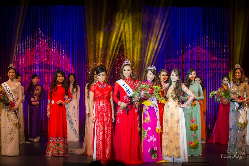 Pageant Day 2015 - Miss Vietnam of Northern CA 2015 - Image 127