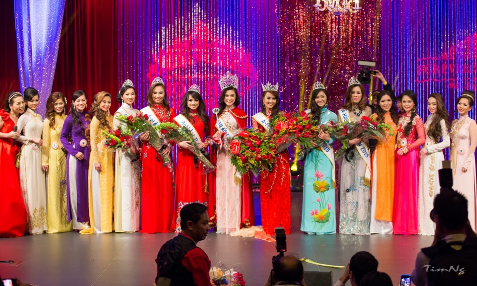 Pageant Day 2015 - Miss Vietnam of Northern CA 2015 - Image 155