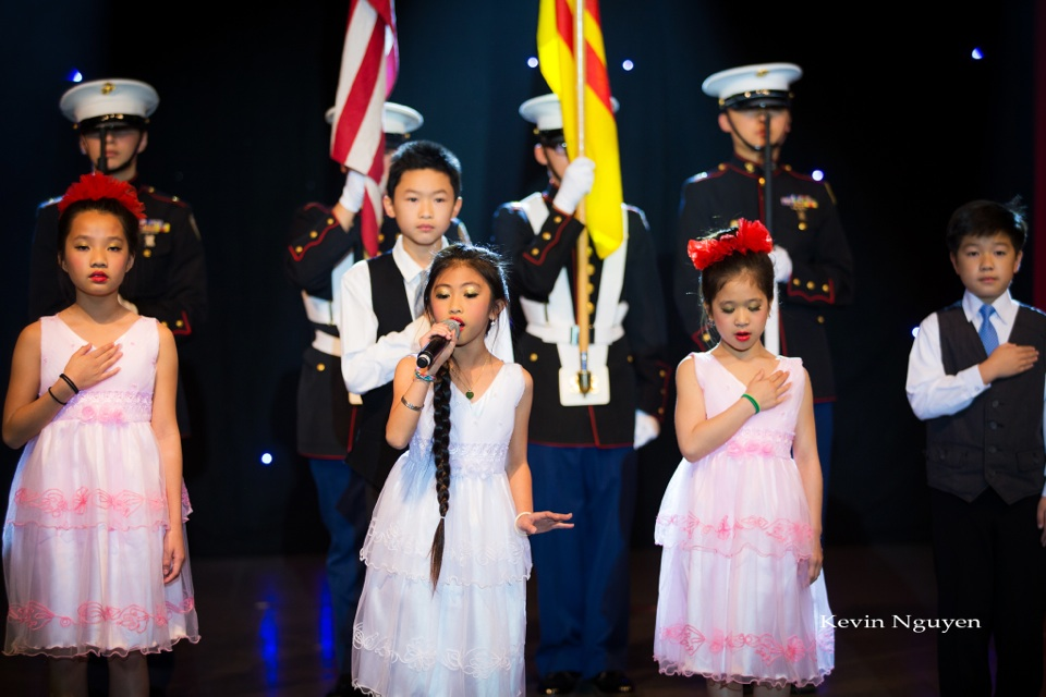 Miss Vietnam of Northern California 2014 - Pageant Day - Image 111