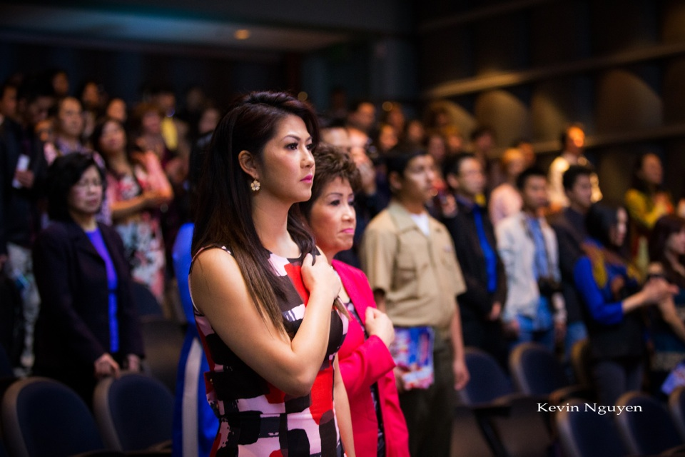 Miss Vietnam of Northern California 2014 - Pageant Day - Image 112