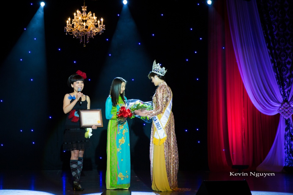 Miss Vietnam of Northern California 2014 - Pageant Day - Image 221