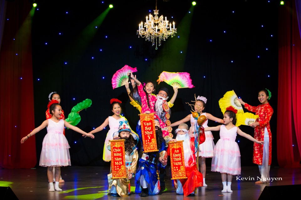 Miss Vietnam of Northern California 2014 - Pageant Day - Image 228