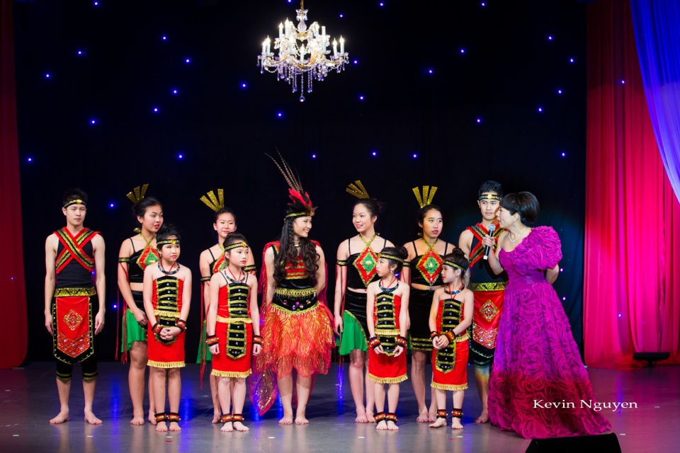 Miss Vietnam of Northern California 2014 - Pageant Day - Image 304