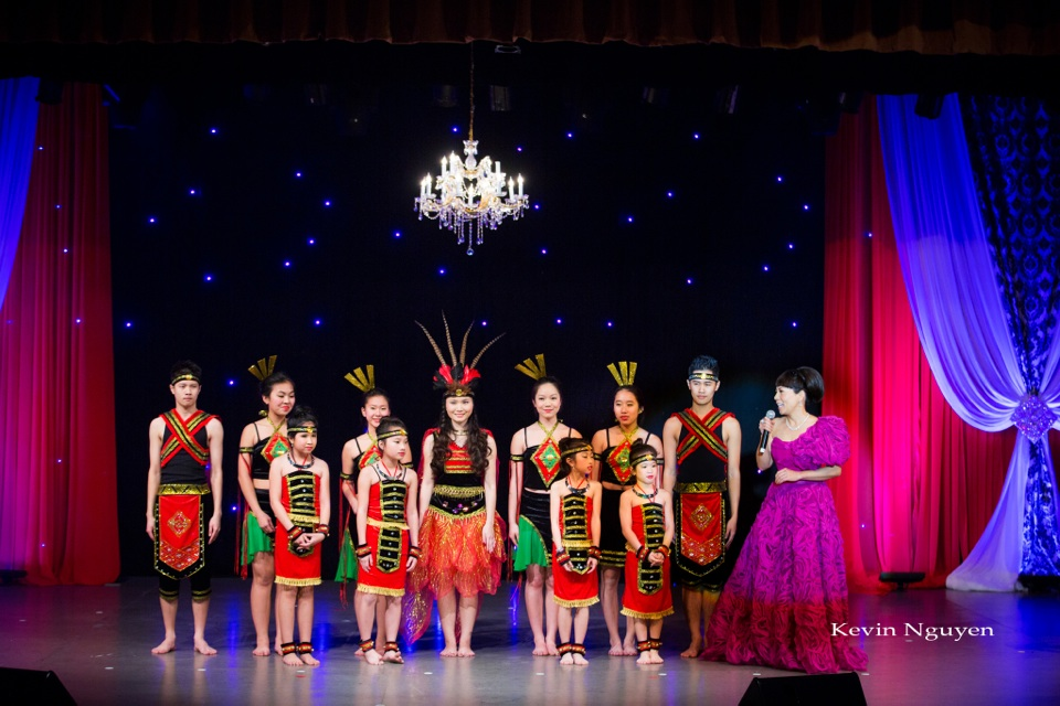 Miss Vietnam of Northern California 2014 - Pageant Day - Image 305