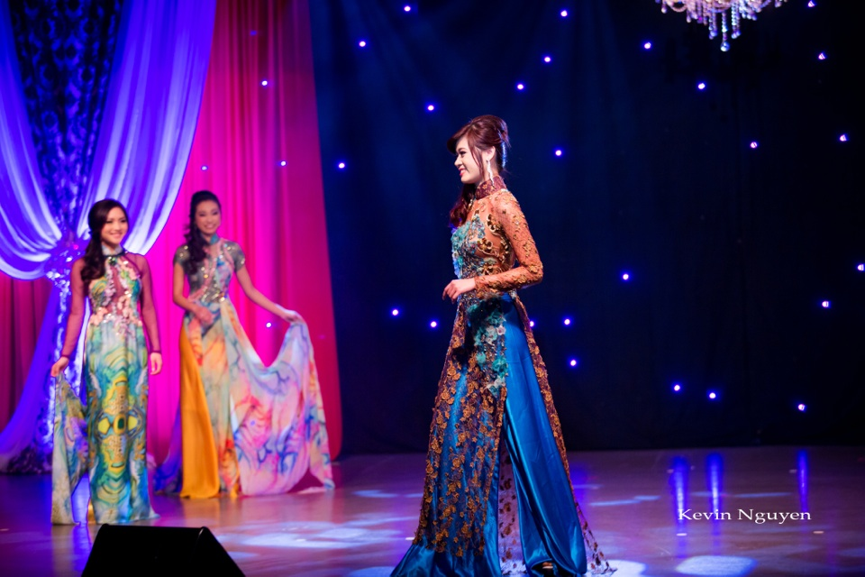 Miss Vietnam of Northern California 2014 - Pageant Day - Image 322