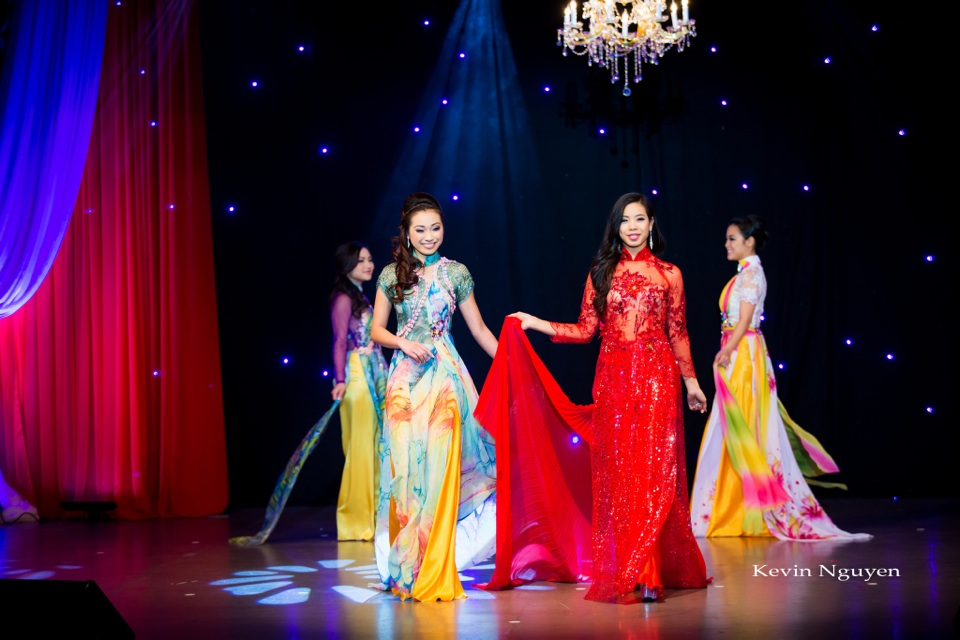 Miss Vietnam of Northern California 2014 - Pageant Day - Image 333