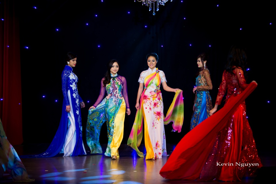 Miss Vietnam of Northern California 2014 - Pageant Day - Image 334