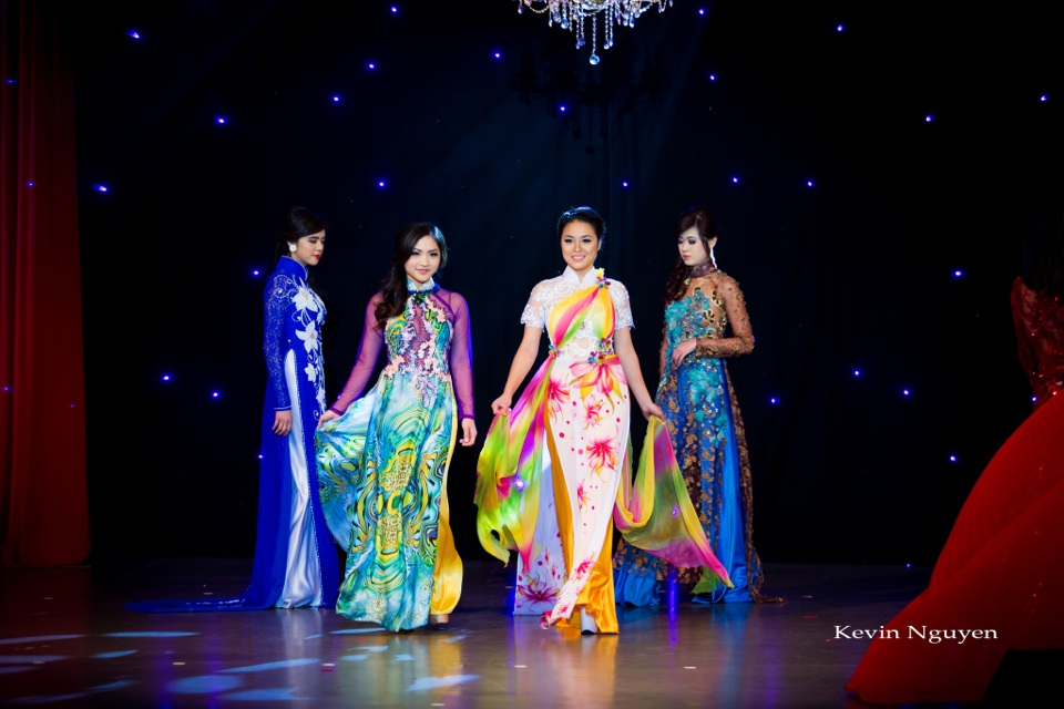 Miss Vietnam of Northern California 2014 - Pageant Day - Image 335