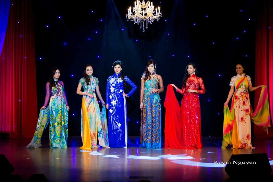 Miss Vietnam of Northern California 2014 - Pageant Day - Image 342