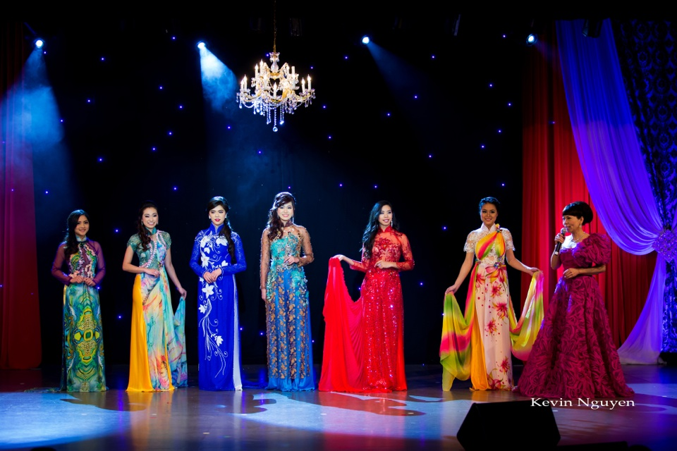 Miss Vietnam of Northern California 2014 - Pageant Day - Image 343
