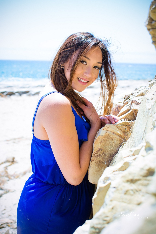 Santa Cruz Beach Photoshoot with Sonny Cao Image 037