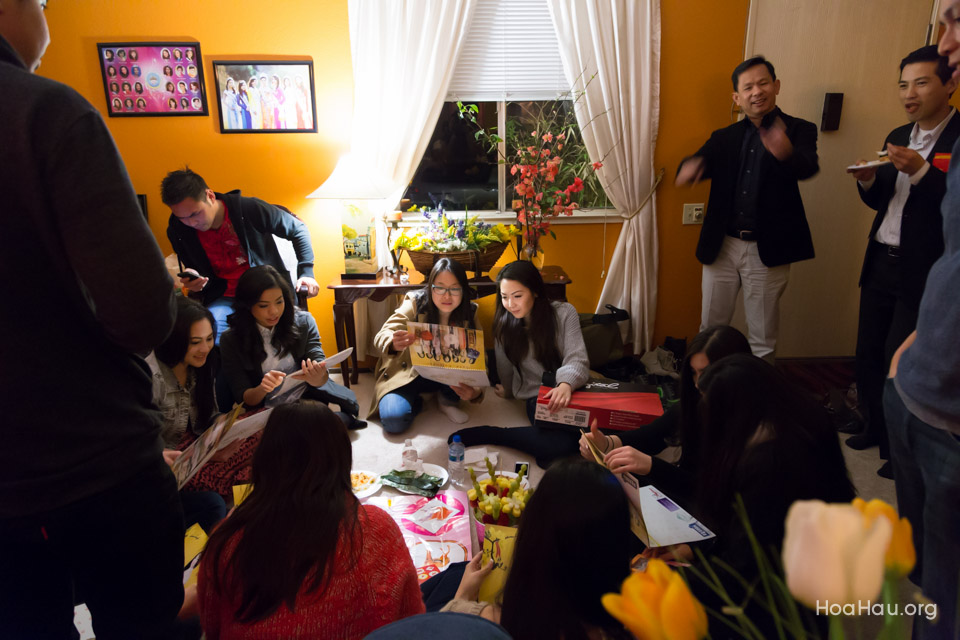 Tet Potluck 2014 - Miss Vietnam of Northern California - Image 118