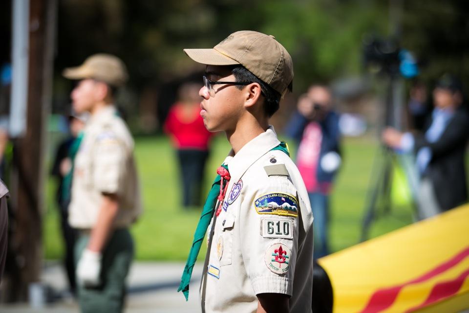 Tết Festival at Kelley Park, San Jose CA - Hoa Hậu Áo Dài Bắc Cali 2015 - Image 104