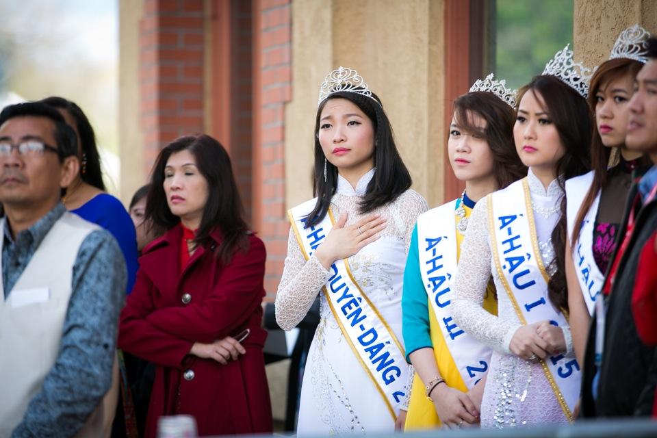 Tết Festival at Kelley Park, San Jose CA - Hoa Hậu Áo Dài Bắc Cali 2015 - Image 105