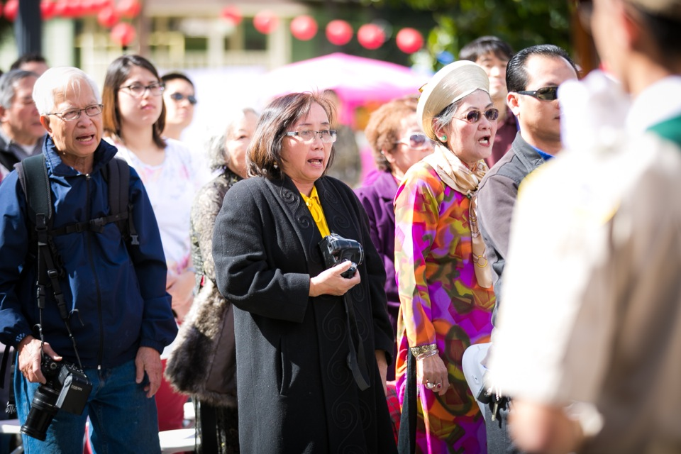 Tết Festival at Kelley Park, San Jose CA - Hoa Hậu Áo Dài Bắc Cali 2015 - Image 109