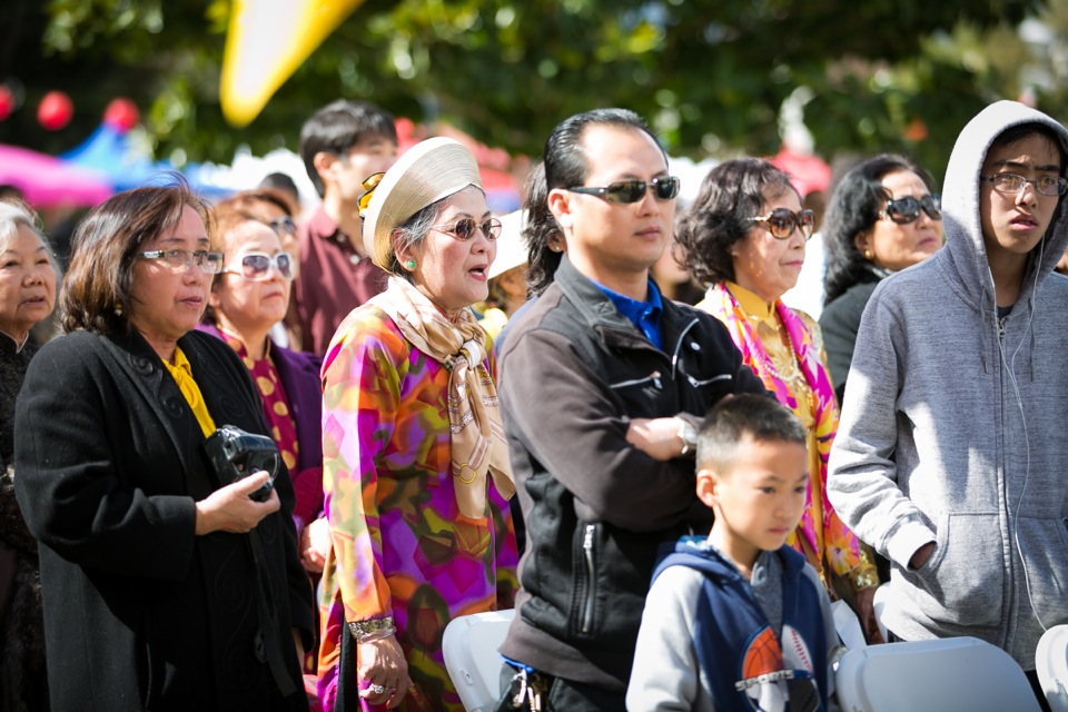 Tết Festival at Kelley Park, San Jose CA - Hoa Hậu Áo Dài Bắc Cali 2015 - Image 110