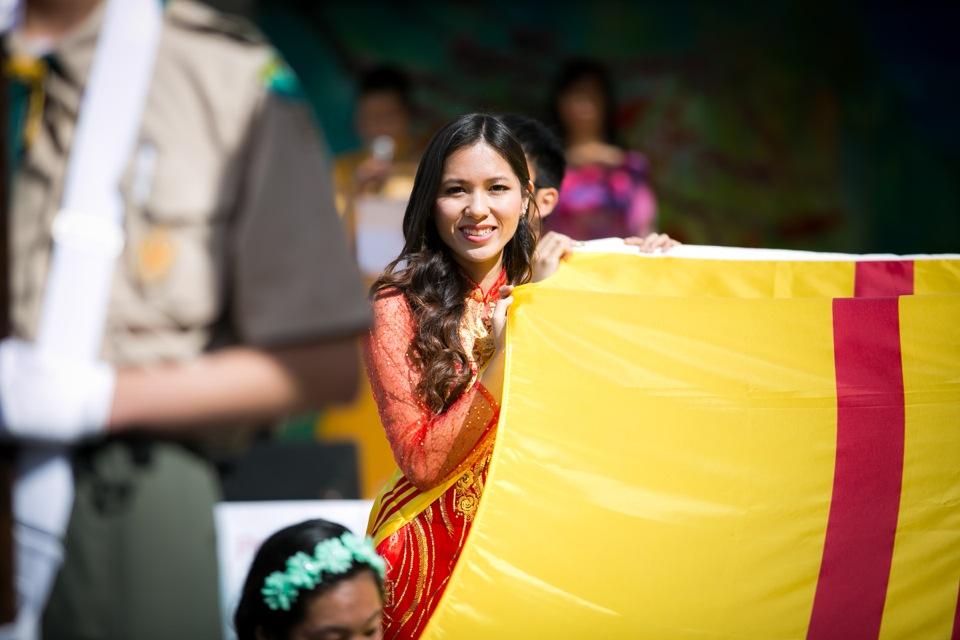 Tết Festival at Kelley Park, San Jose CA - Hoa Hậu Áo Dài Bắc Cali 2015 - Image 113