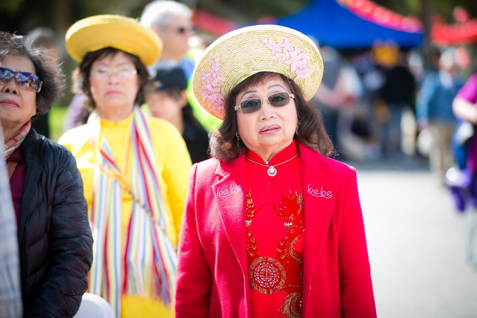 Tết Festival at Kelley Park, San Jose CA - Hoa Hậu Áo Dài Bắc Cali 2015 - Image 115