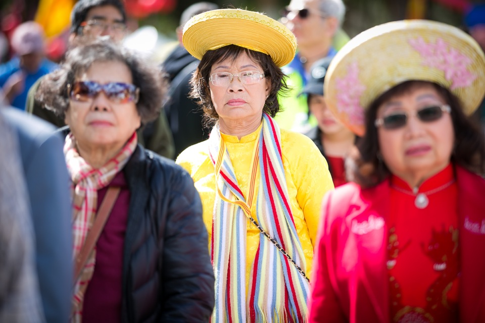 Tết Festival at Kelley Park, San Jose CA - Hoa Hậu Áo Dài Bắc Cali 2015 - Image 116