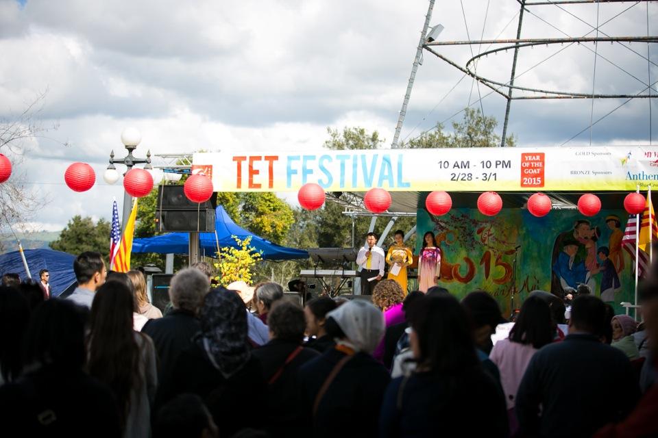 Tết Festival at Kelley Park, San Jose CA - Hoa Hậu Áo Dài Bắc Cali 2015 - Image 117