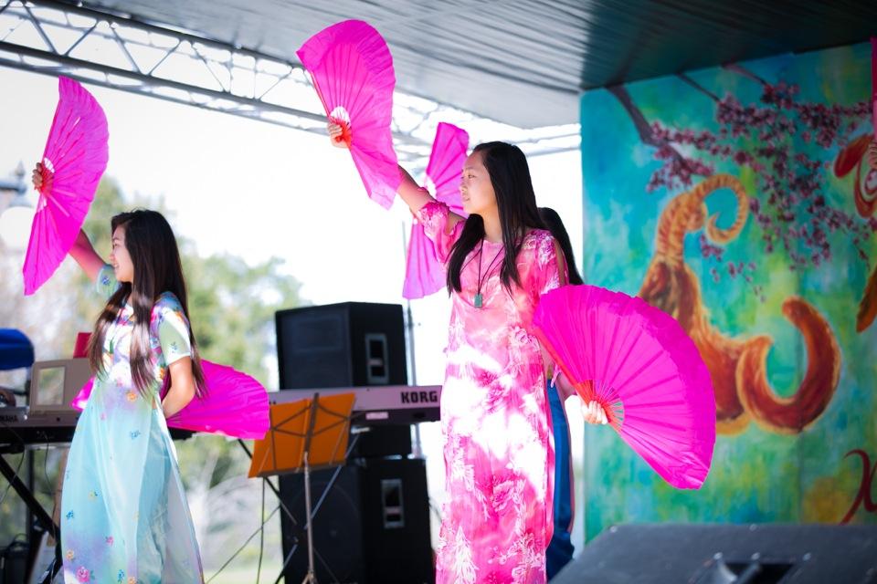 Tết Festival at Kelley Park, San Jose CA - Hoa Hậu Áo Dài Bắc Cali 2015 - Image 118