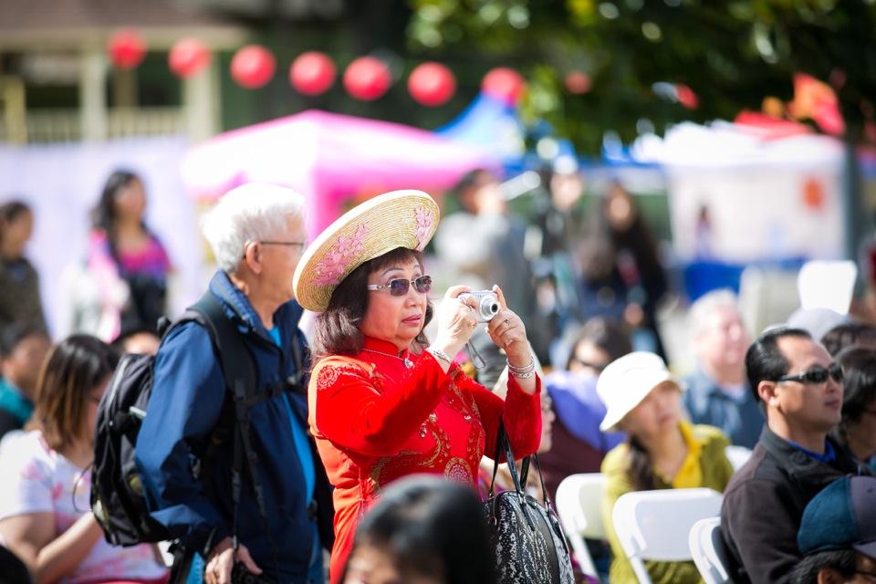 Tết Festival at Kelley Park, San Jose CA - Hoa Hậu Áo Dài Bắc Cali 2015 - Image 120