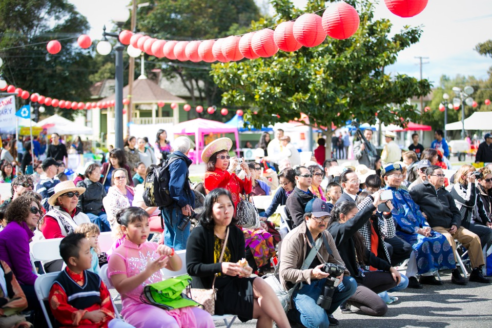 Tết Festival at Kelley Park, San Jose CA - Hoa Hậu Áo Dài Bắc Cali 2015 - Image 121