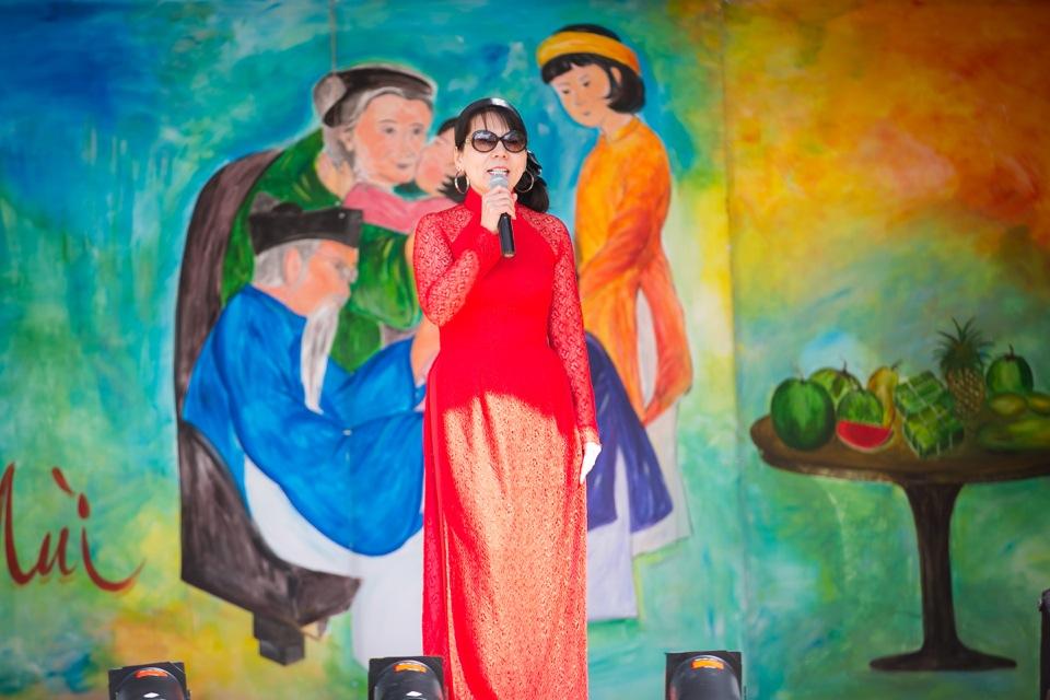 Tết Festival at Kelley Park, San Jose CA - Hoa Hậu Áo Dài Bắc Cali 2015 - Image 124