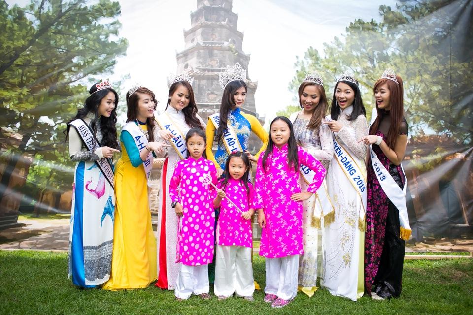 Tết Festival at Kelley Park, San Jose CA - Hoa Hậu Áo Dài Bắc Cali 2015 - Image 167