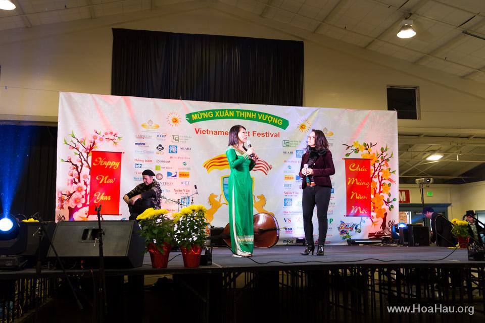 Tet Fairgrounds 2014 - Hoa Hậu Áo Dài Bắc Cali - Miss Vietnam of Northern California - Image 102