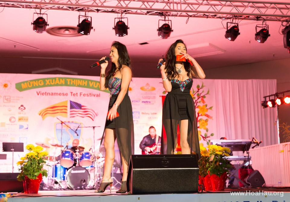 Tet Fairgrounds 2014 - Hoa Hậu Áo Dài Bắc Cali - Miss Vietnam of Northern California - Image 109