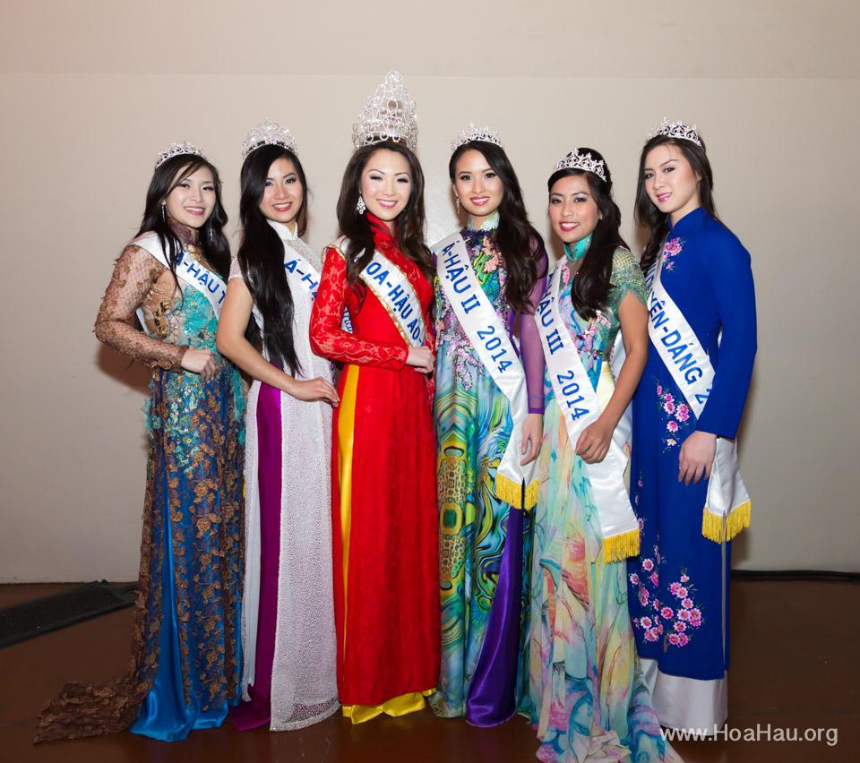 Tet Fairgrounds 2014 - Hoa Hậu Áo Dài Bắc Cali - Miss Vietnam of Northern California - Image 110