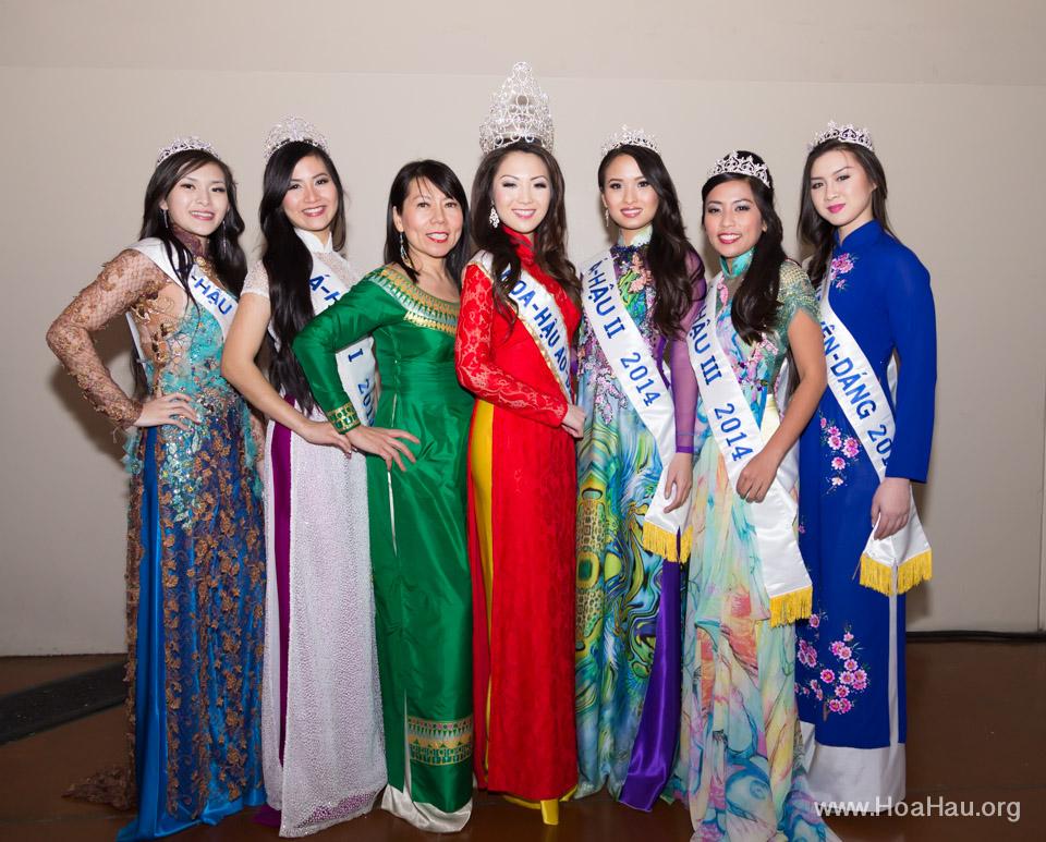 Tet Fairgrounds 2014 - Hoa Hậu Áo Dài Bắc Cali - Miss Vietnam of Northern California - Image 111