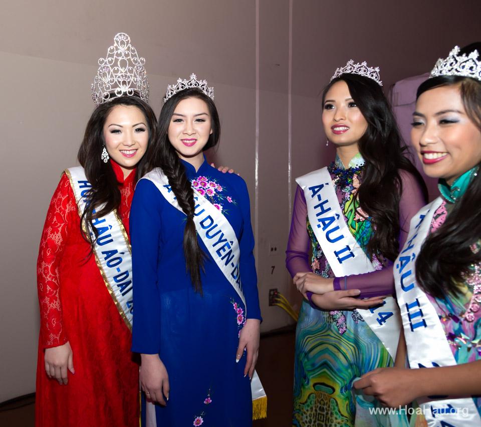 Tet Fairgrounds 2014 - Hoa Hậu Áo Dài Bắc Cali - Miss Vietnam of Northern California - Image 113